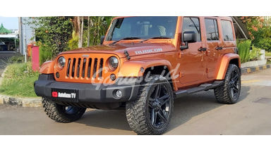 2011 Jeep Wrangler Sahara 3.8L V6