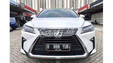 2018 Lexus RX Luxury - Mobil Pilihan