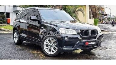 2013 BMW X3 F25 X3 xDrive20i