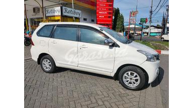 2015 Toyota Avanza G - Pajak Sudah Panjang