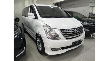 2013 Hyundai H-1 CRDI - Mulus Pemakaian Pribadi