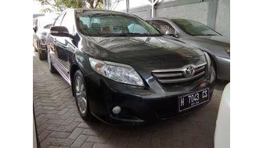 2009 Toyota Corolla Altis G - Terawat Siap Pakai