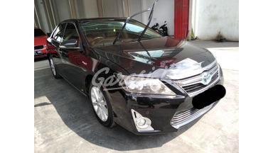 2013 Toyota Camry Hybrid at - SIAP PAKAI!