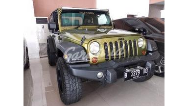 2008 Jeep Wrangler RUBICON - Nyaman Terawat