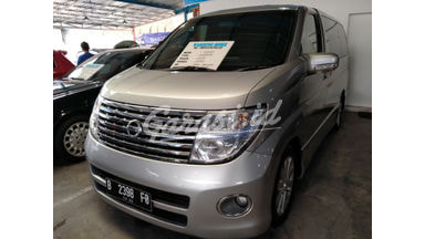 2006 Nissan Elgrand at - Good Condition