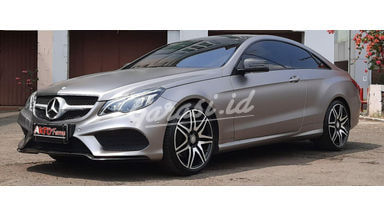 2014 Mercedes Benz E-Class E250 Coupe - Facelift Perfect Full Wrapping