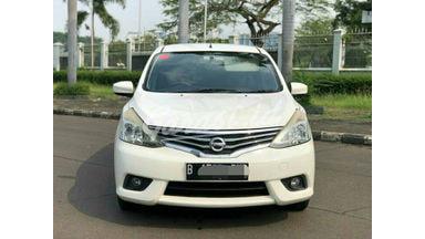 2013 Nissan Livina xv