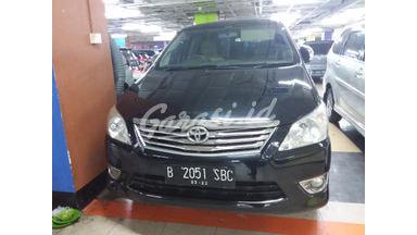 2012 Toyota Kijang Innova G - Barang Bagus Dan Harga Menarik