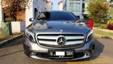 2015 Mercedes Benz GLA 200 - GOOD CONDITION TERAWAT,MULUS,INTERIOR OKE & SANGAT APIK