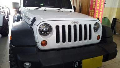 2013 Jeep Wrangler Rubicon - Penggemar Jeep musti liat