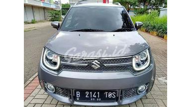 2017 Suzuki Ignis GX - Siap Pakai