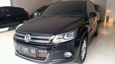 2014 Volkswagen Tiguan - Istimewa Mewah