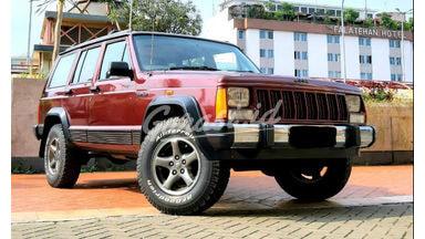 1997 Jeep Cherokee Limited 4x4