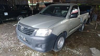 2014 Toyota Hilux - Kondisi Ciamik