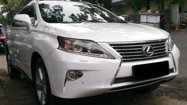 2011 Lexus RX 270 - mulus terawat, kondisi OK, Tangguh