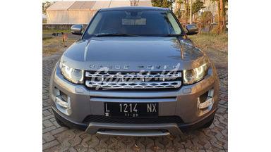 2011 Land Rover Range Rover Evoque Sd4 4x4 - Harga Menarik
