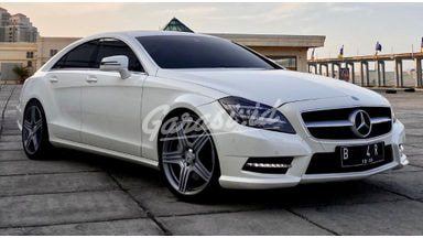 2013 Mercedes Benz CLS 350 AMG - KM Low