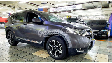 2017 Honda CR-V turbo VTEC - Low Km
