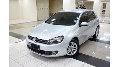 2012 Volkswagen Golf TSI - Istimewa Siap Pakai