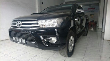 2016 Toyota Hilux G - Kondisi Ciamik, DOUBLE KABIN