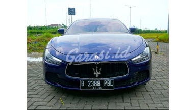 2014 Maserati Ghibli S Turbo - Body Mulus