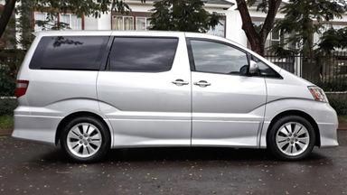 2005 Toyota Alphard G - Istimewa Siap Pakai Di Utamakan Lihat Mobil (s-2)