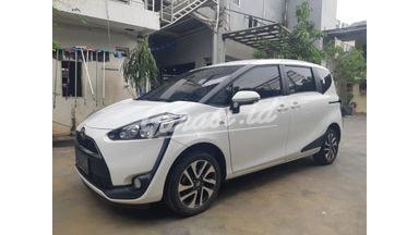 2018 Toyota Sienta V Autometic