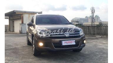 2013 Volkswagen Tiguan 1.4