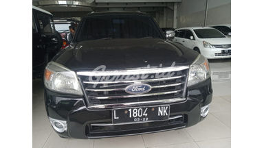 2011 Ford Everest XLT - Body Mulus