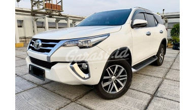 2018 Toyota Fortuner VRZ - Mobil Pilihan