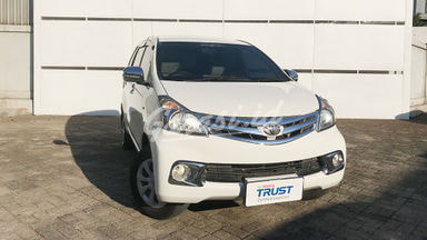 2014 Toyota Avanza E - Free Service & Kualitas Terbaik