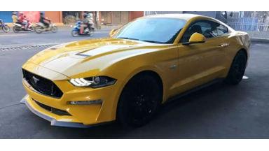 2017 Ford Mustang Ecobost - Barang Bagus Dan Harga Menarik