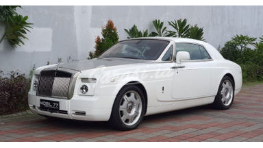 2011 Rolls-Royce Phantom Coupe