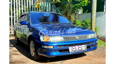 1995 Toyota Corolla limited