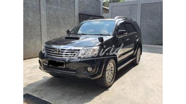 2014 Toyota Fortuner G VNT