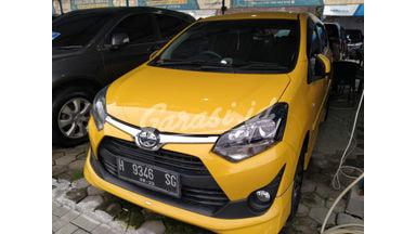 2017 Toyota Agya TRD S - Mulus Siap Pakai