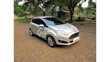 2014 Ford Fiesta S Facelift