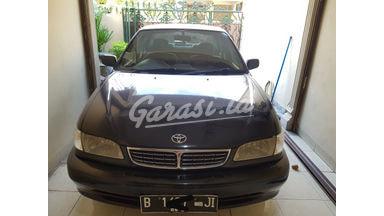2000 Toyota Corolla SE G - Bekas Berkualitas