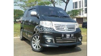 2015 Suzuki APV sgx luxury
