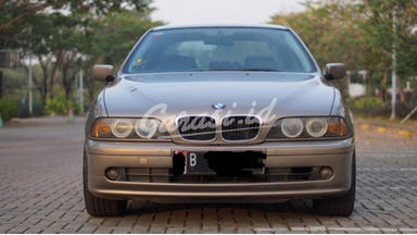 2003 BMW 5 Series E39 520i - Istimewa Siap Pakai