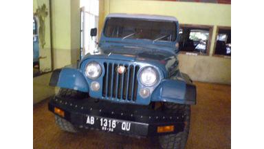 1985 Jeep CJ Touring - Unit Istimewa