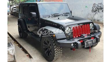 2012 Jeep Wrangler CRD 4x4