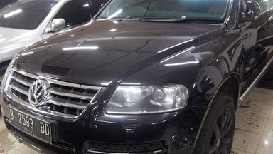 2007 Volkswagen Touareg V6 - Barang langka, SUVnya VW, siap pakai.