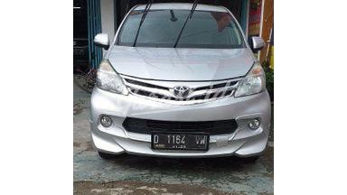 2014 Toyota Avanza G luxury