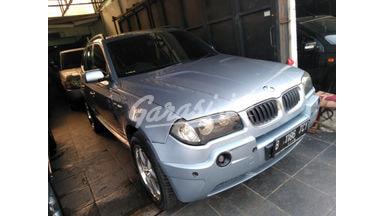 2004 BMW X3 3.0 - Siap Pakai