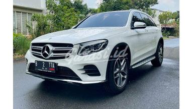 2018 Mercedes Benz GLC 200 AMG