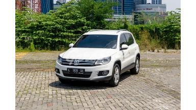 2013 Volkswagen Tiguan TSi 1.4