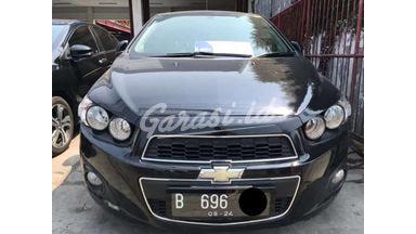 2014 Chevrolet Aveo 1.5 - SIAP PAKAI!