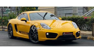 2013 Porsche Cayman 2.7 Sport Chrono - Perfect LOW KM