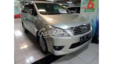 2011 Toyota Kijang Innova G